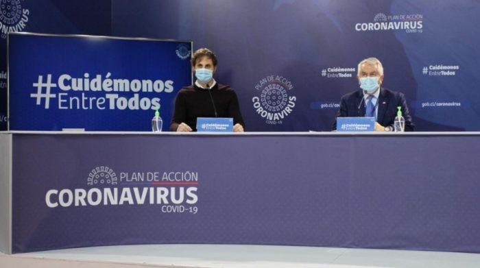 4.216 nuevos casos y 162 muertes por Covid-19 — Chile