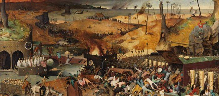 """Encuentro Cultural """"Las crisis en la historia"""" vía online"""