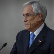 """Piñera lamentó fallecimiento de Ángela Jeria: """"Todo Chile conoció de cerca el compromiso con su país"""""""