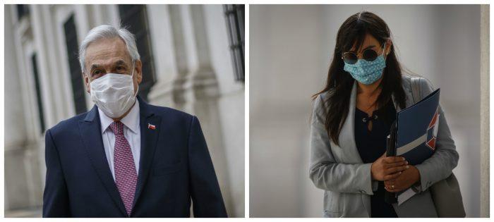 Encuesta Criteria: Piñera tiene leve alza en la aprobación e Izkia Siches aparece como presidenciable