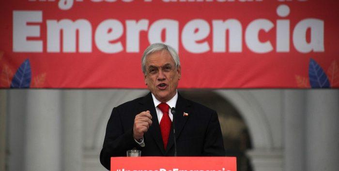 Piñera sale a capitalizar el acuerdo: en cadena nacional repasó los ejes de lo firmado en la madrugada del domingo