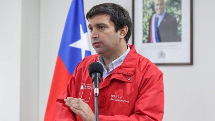 Nuevo Intendente del Maule, Juan Eduardo Prieto: