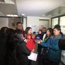 Suspendida seremi Katia Guzmán reaparece tres meses después entregando mascarillas en olla común de Angol