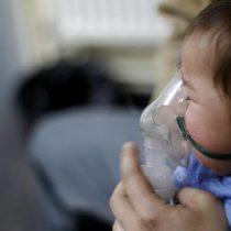 Experto advierte que riesgo de coinfeccion por Covid-19 e influenza o virus sincicial en niños aumentará con el frío