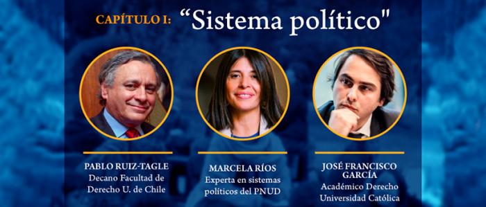 """Ciclo de conversaciones """"La República Democrática"""" – Capítulo 1"""