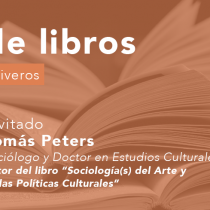 "Tomás Peters, experto en políticas culturales: ""el Fondart es la PSU de la cultura"""