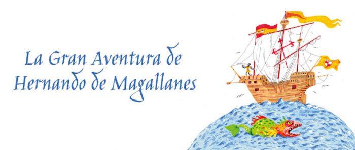 """Lanzamiento libro """"La gran aventura de Hernando de Magallanes"""" de Valentina Rebolledo vía online"""