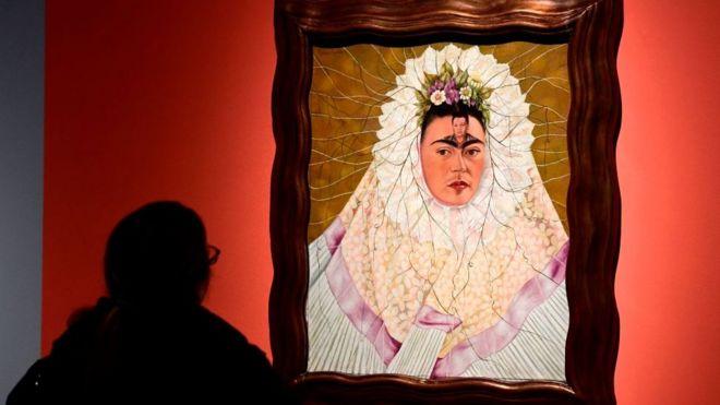 """Frida Kahlo: la sociedad """"matriarcal"""" de los zapotecos en México que inspiró los vestidos de icónica artista"""