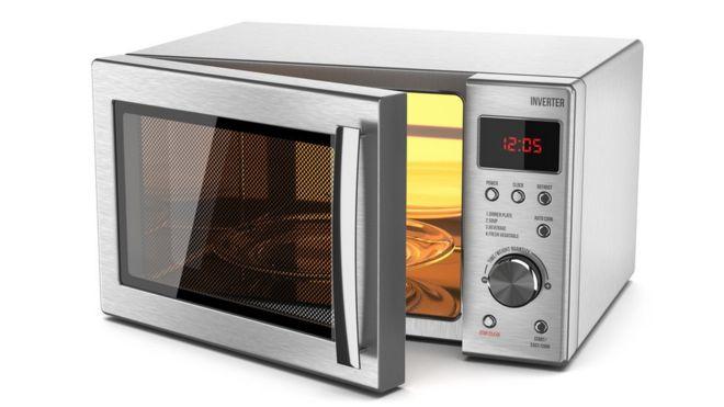Qué tan seguro es cocinar en microondas