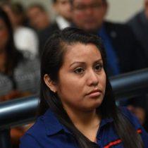 """Presas salvadoreñas por abortos: """"¡Es justo liberarlas!"""""""