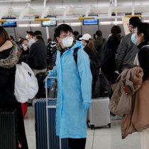 China exige prueba negativa de coronavirus a pasajeros que lleguen por avión
