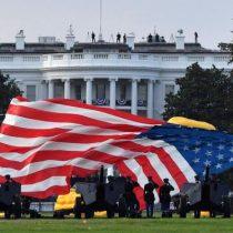 Pandemia ensombrece día festivo en Estados Unidos