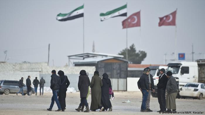 La ONU reactiva la entrada de ayuda transfronteriza en Siria