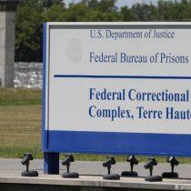 Estados Unidos lleva a cabo la primera ejecución federal en 17 años