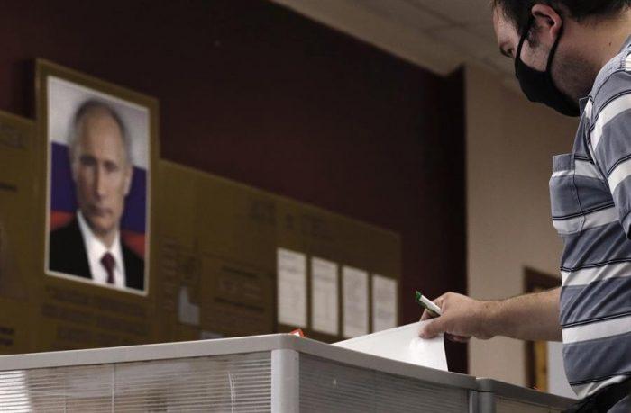 Putin arrasa en plebiscito y queda con el camino libre para seguir en el Kremlin hasta 2036