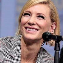 """Cate Blanchett: """"El sistema estaba roto"""" y esta crisis lo ha revelado"""
