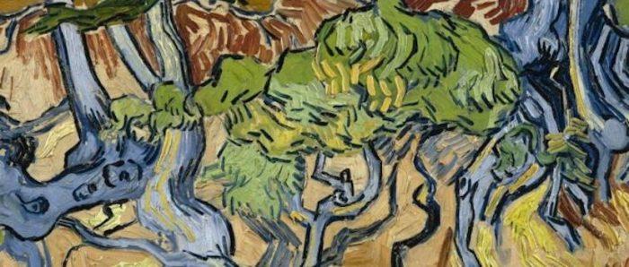 Lo que el cuadro que pintaba Van Gogh el día que se pegó un tiro dice de su suicidio