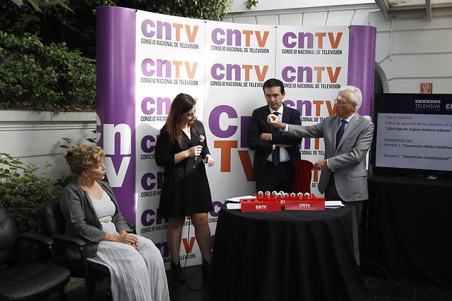 CNTV ratifica que franja televisiva del plebiscito constituyente se emitirá a partir del 25 de septiembre