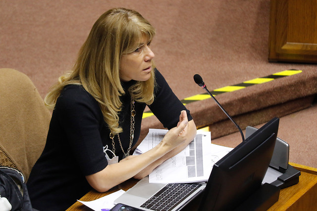 Senadora Rincón (DC) en picada contra el Gobierno: