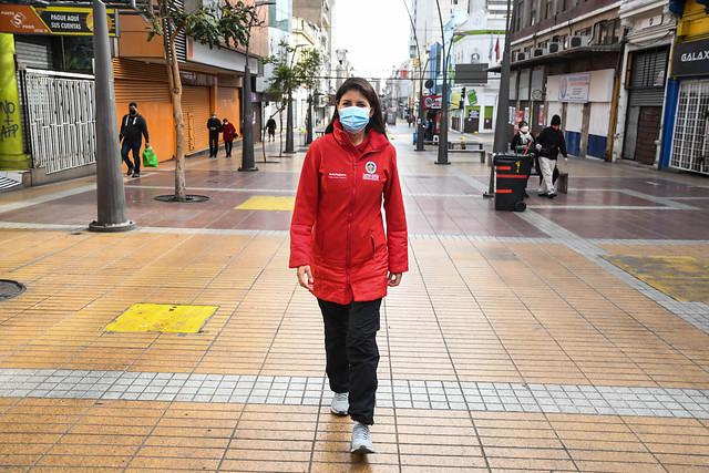 Alcaldesa de Antofagasta descarta retorno a clases presenciales y advierte que la decisión