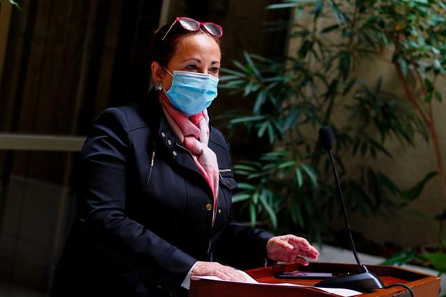 "Diputada Sepúlveda (FRVS) denunció ""política del terror"" de AFP que enviaron cartas a sus afiliados"