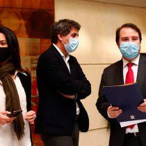 Con carta a Piñera, diputados de Chile Vamos insisten para que el Gobierno apoye a familias con hijos en colegios subvencionados