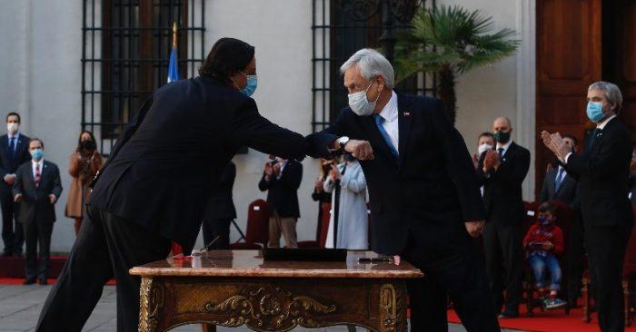 """El gabinete del """"rechazo"""": Presidente Piñera cambia comité político por cuarta vez y la UDI recupera Ministerio del Interior"""