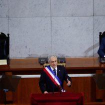 Cuenta Pública: Piñera se sube al carro y anuncia proyecto que permite la retención de ahorros previsionales de los deudores de alimentos