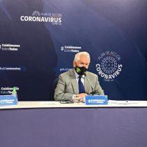 Reporte del Minsal: se registraron 1712 casos y 117 fallecidos por covid-19 en las últimas 24 horas