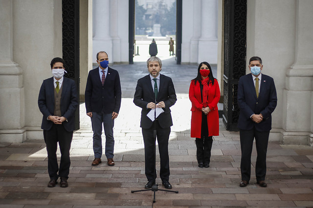 El día después: Gobierno y Chile Vamos salen a hacer control de daños tras fracaso político en votación sobre retiro de fondos AFP