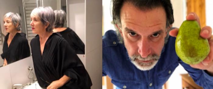 """Obra """"La familia"""" con Paulina García y Francisco Melo vía online"""
