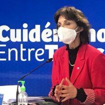 Subsecretaria Daza por informe de Contraloría: