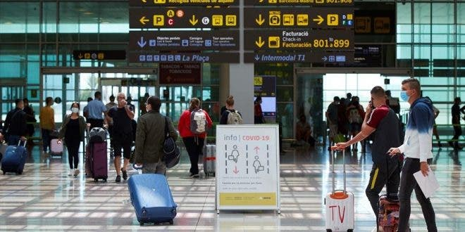 Cómo se debe viajar al extranjero conviviendo con la pandemia