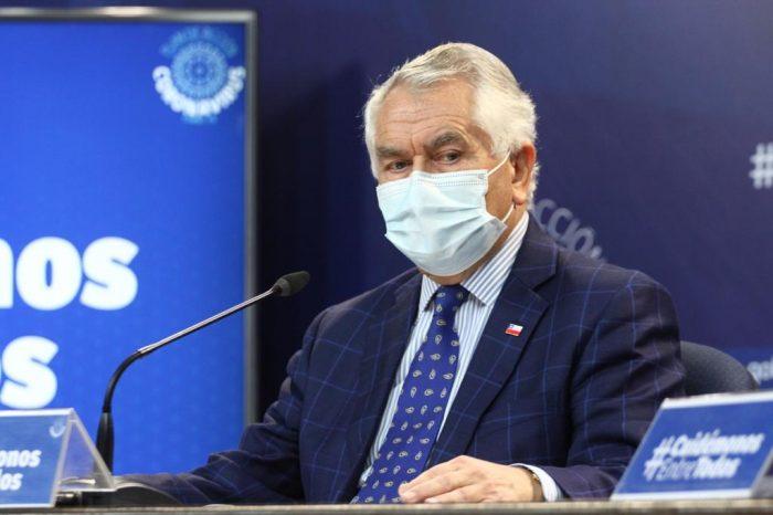 Más de 3.000 casos nuevos y 76 fallecimientos inscritos en las últimas horas — Coronavirus en Chile