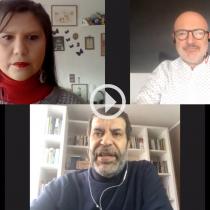"""Marco Moreno en LSP y el complicado momento político de La Moneda: """"Lo que estamos observando es propio de un Gobierno que está en su fase final"""""""