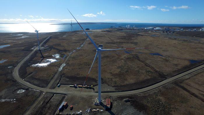 Concluyen con éxito pruebas de parque eólico Vientos Patagónicos