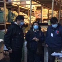 Autoridades de la RM inician sumario contra fábrica de carteras que funcionaba irregularmente