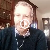 """Rector de UAHC Álvaro Ramis sobre la falta de """"apoyo estructural"""" del Gobierno: """"Puede haber una generación completa que va a ver truncados sus estudios"""""""