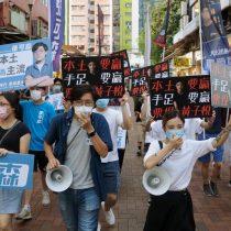 Gobierno de Hong Kong aplaza por un año los comicios legislativos de septiembre