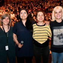 Cineasta chilena ganó el Gran Premio de la Competencia Internacional del Festival de Marsella