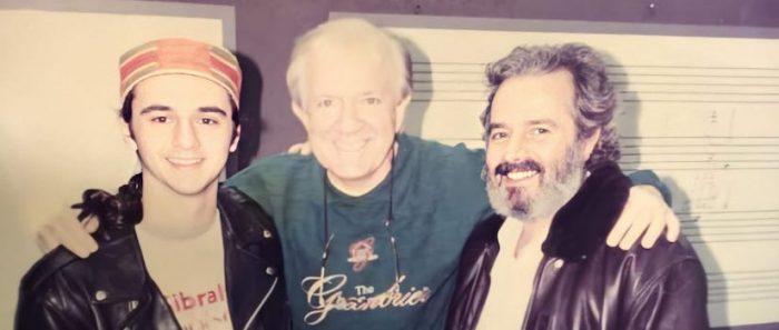 Gran encuentro de bateristas: el día que un Porcaro le enseñó a un Piazzolla
