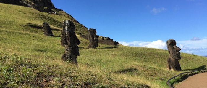Estudio entrega nuevas pistas sobre el antiguo colapso de la civilización Rapa Nui