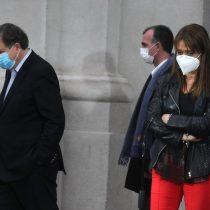 """Van Rysselberghe espera que parlamentarios UDI """"se comporten"""" de acuerdo posición oficial"""