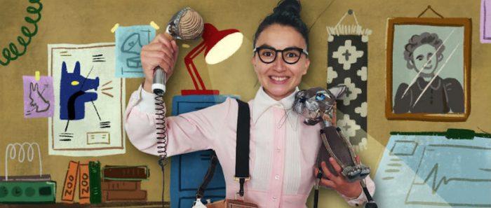 La Dra. Melinao y su fantástico invento