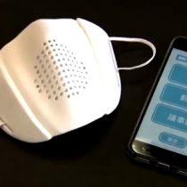 Máscara traductora de idiomas intenta poner fin a dificultades comunicacionales