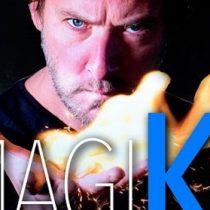 """""""Magiko"""": Espectáculo con el mago Nicolás Luisetti vía online"""