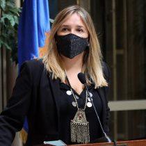Diputada Hoffmann pide al Gobierno que modifique protocolo sanitario para que Bachelet pueda asistir al funeral de su madre