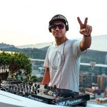 Dj y productor musical chileno firma con importante sello suizo