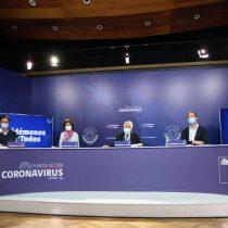 Covid-19: Minsal incorpora 1057 fallecidos a conteo tras tomar cifras del DEIS