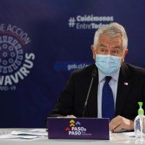Paris por dichos del doctor Ugarte sobre el paso a transición: